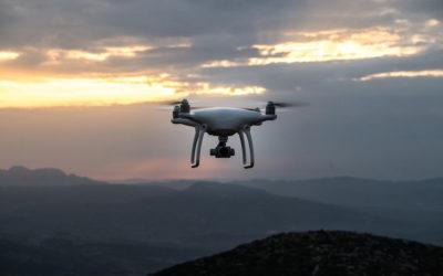Nutzung von Drohnen – Darauf muss man achten