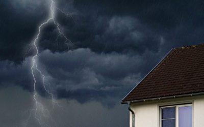 Gewitter: Das sollten Sie versicherungstechnisch wissen.